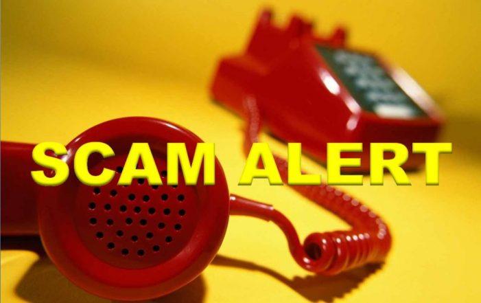 Citrus County scam alert