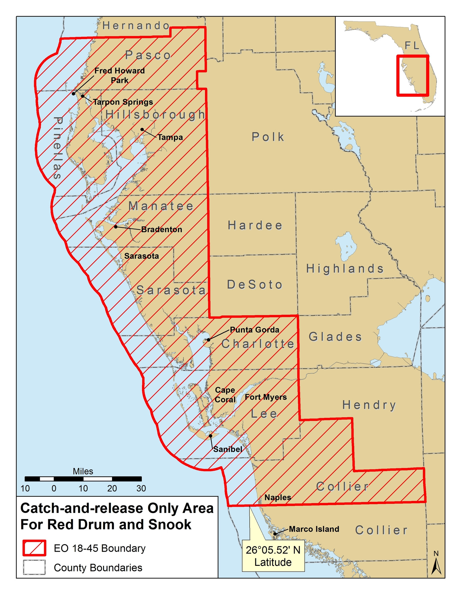 catch and release, red tide, florida, citrus gazette, citrus county red tide