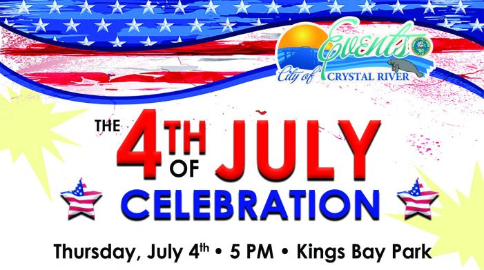 4th of July: The only large fireworks display in Citrus County