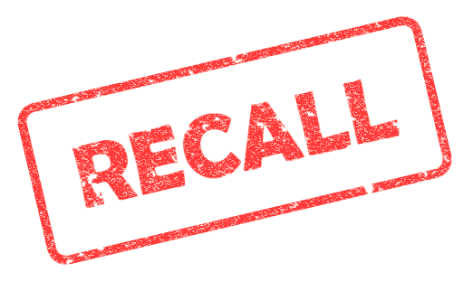 Previously announced recall of animal feed products, expanded
