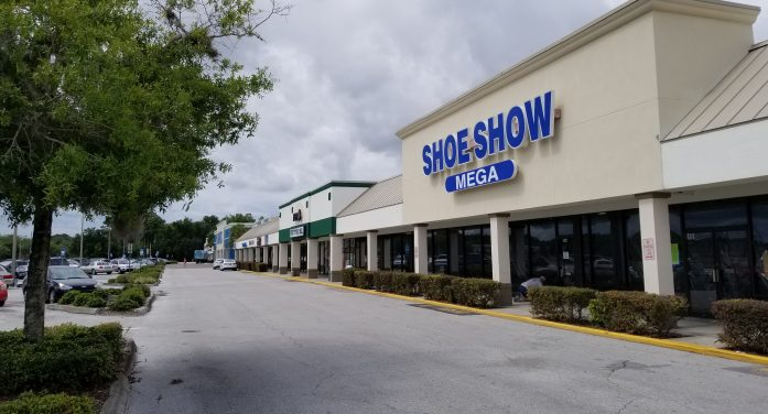 Retail shoe store coming soon