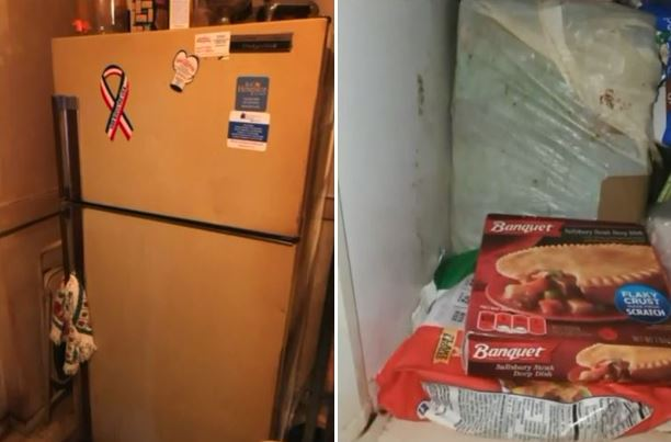 Man makes gruesome discovery in his mother's freezer