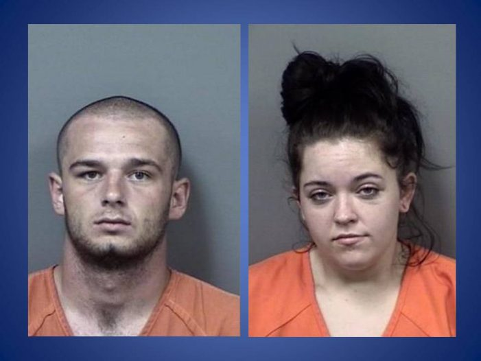 Crystal River couple arrested after man was badly beaten, plot twist