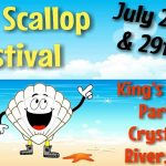 2018 Crystal River scallop festival