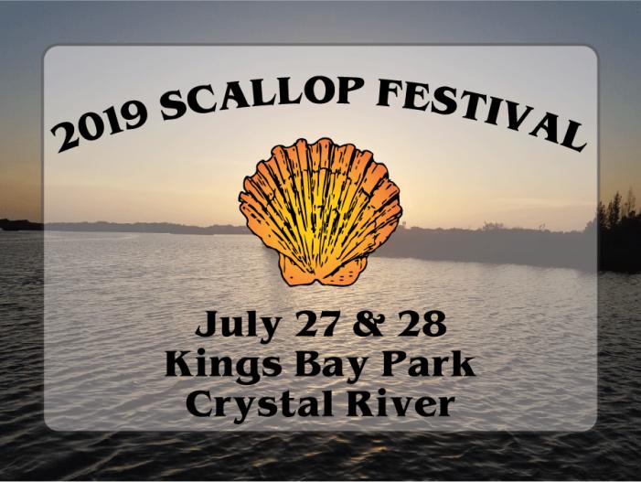 2019 Crystal River Scallop Festival