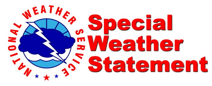 National Weather Service alert for Citrus County