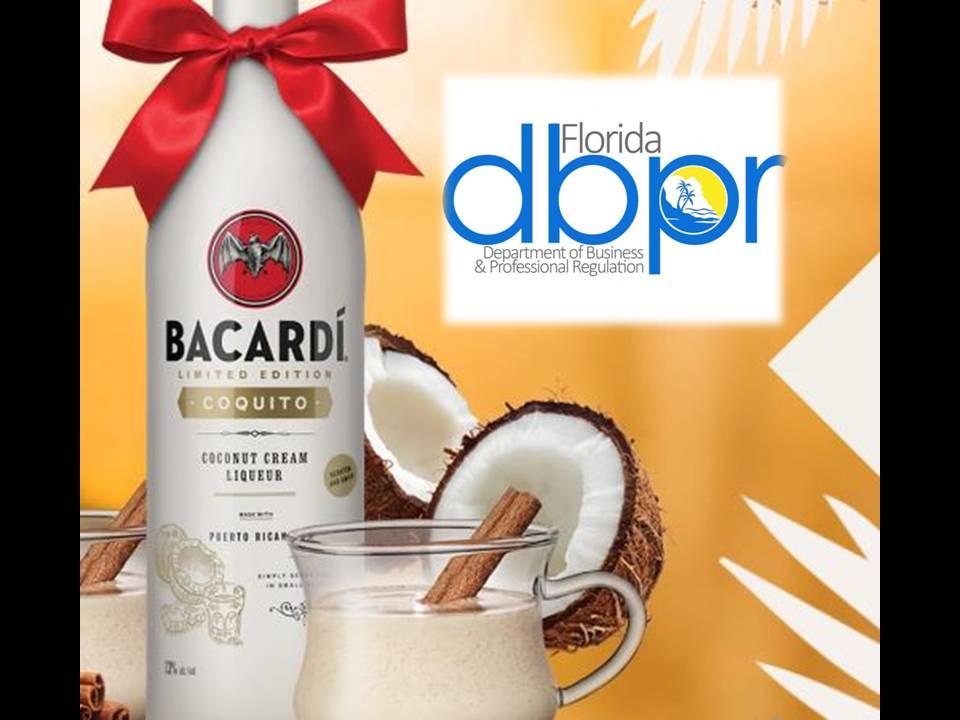 coquito, citrus gazette, alcohol, christmas, rum