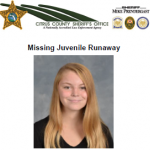 14-year-old Crystal River girl reported missing
