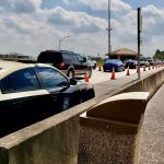 State line checkpoint set up for those entering Florida