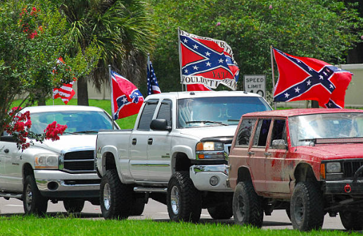 confederate flag, nascar, citrus gazette