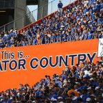 "UF bans ""Gator Bait"" cheer, use of jail inmates for farm labor"