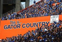 florida gators, gator bait, citrus gazette