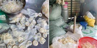 used condoms, citurs gazette,