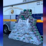 Largest methamphetamine bust in DEA history, used Sam's Club parking lot