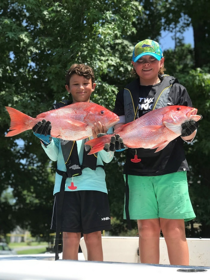 citrus gazette, red snapper, gulf fishing, crystal river news