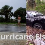 How Floridians handle a hurricane, a Mustang didn't make it